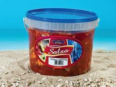 "Herring coctail ""Salsa"""