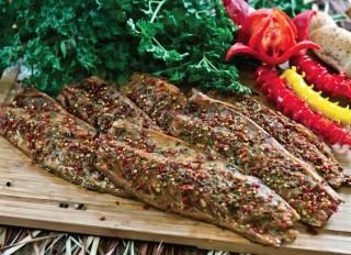 Filet z makreli w posypce