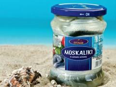 """Marinated herring """"moskaliki"""""""