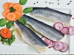 Scandinavian herring fillets