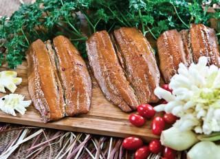 Smoked herring flaps