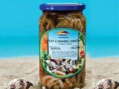 Filet z makreli smażony w zalewie octowej